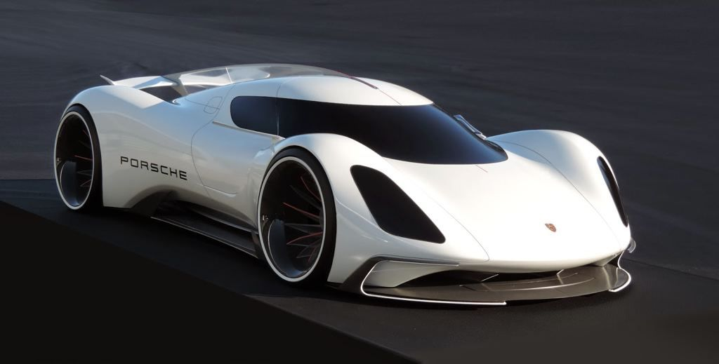 Porsche 2035 Electric LMP Concept