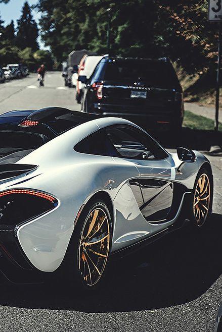 #McLaren P1 #cars