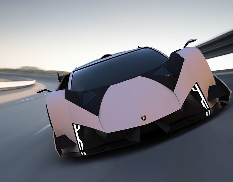 Lamborghini Estampida Concept