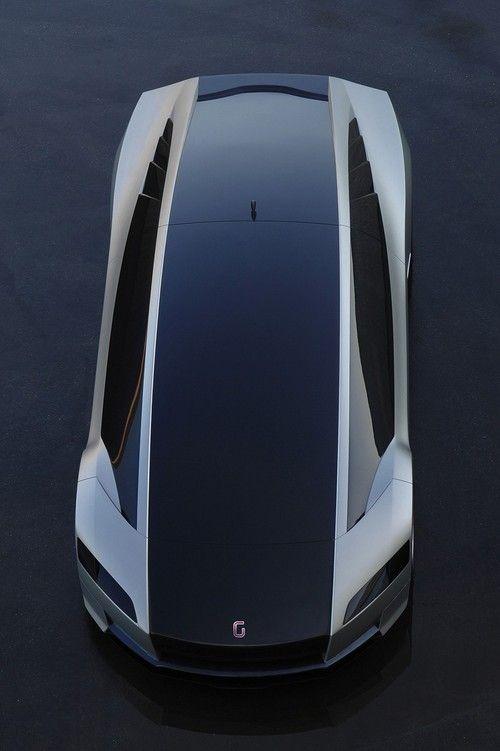Giugiaro Concept: The world's fastest hybrid, Future Vehicle, Giorgetto Giugia…