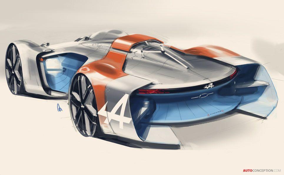 New Renault-Alpine Racing Car Revealed for Gran Turismo 6 – AutoConception.com