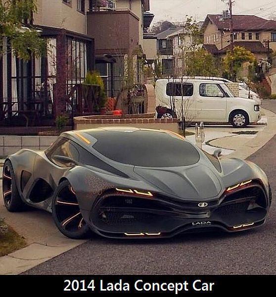 2014 LADA CONCEPT CAR