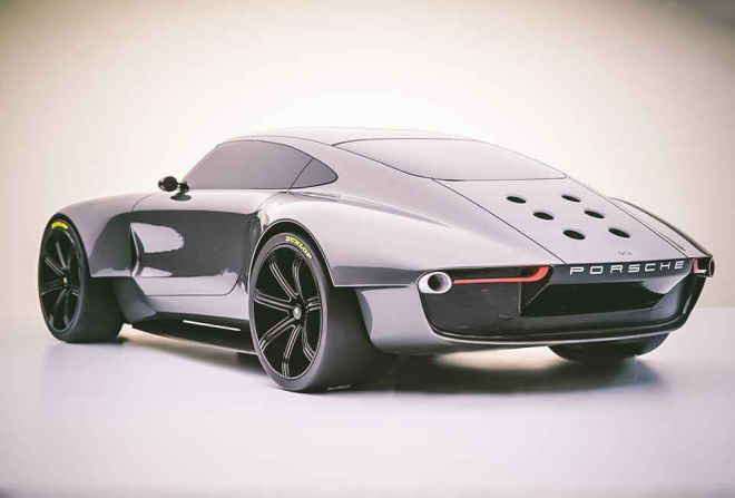 Random Guy Designed A Stunning New Porsche That Deserves To Go Into Production