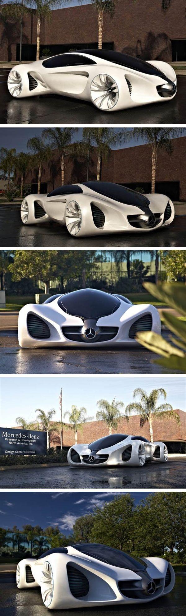 Mercedes Biome Concept – Impressive Car original from impressivemagazin…