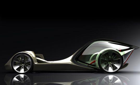 RCA Unveils Sleek Sustainable Concept Cars