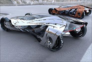 10 Futuristic car designs #concept #car #design