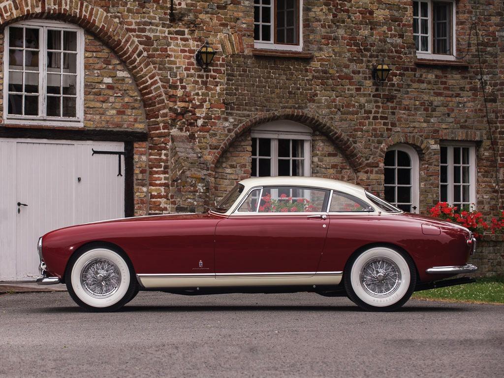 '53 Ferrari 250 Europa Coupe