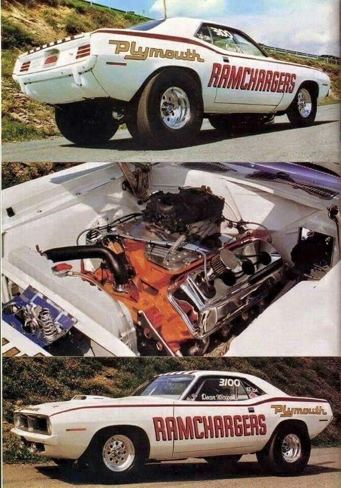 1970 Plymouth 'Cuda 440 Pro Mod