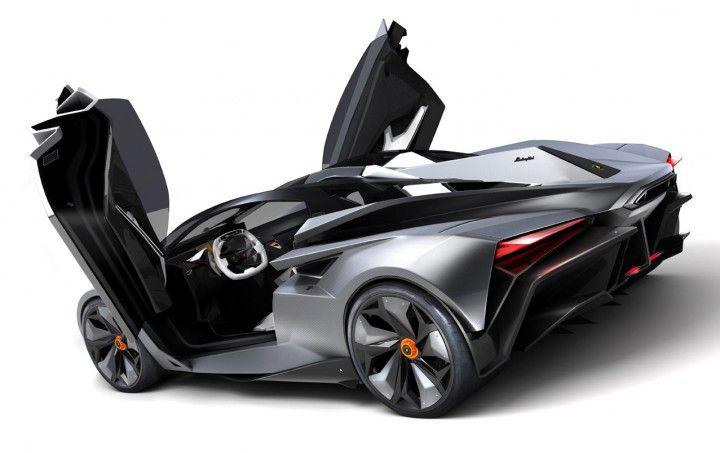 Car Design of the Future: Lamborghini Concepts