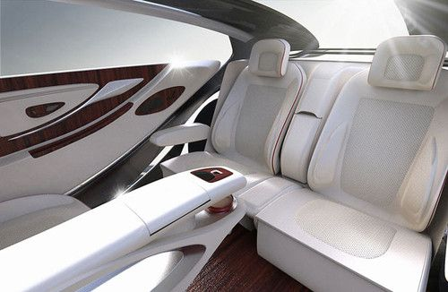 Luxury Neue Klasse Concept Car