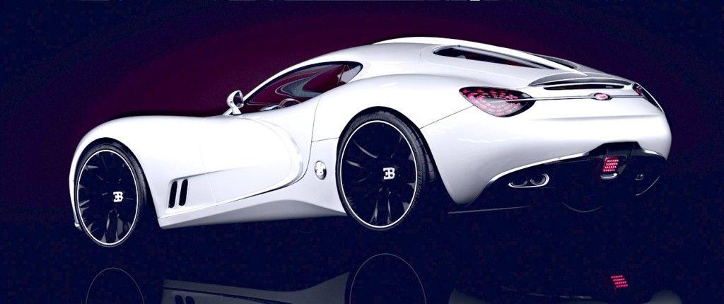 2015 Bugatti Gangloff concept design