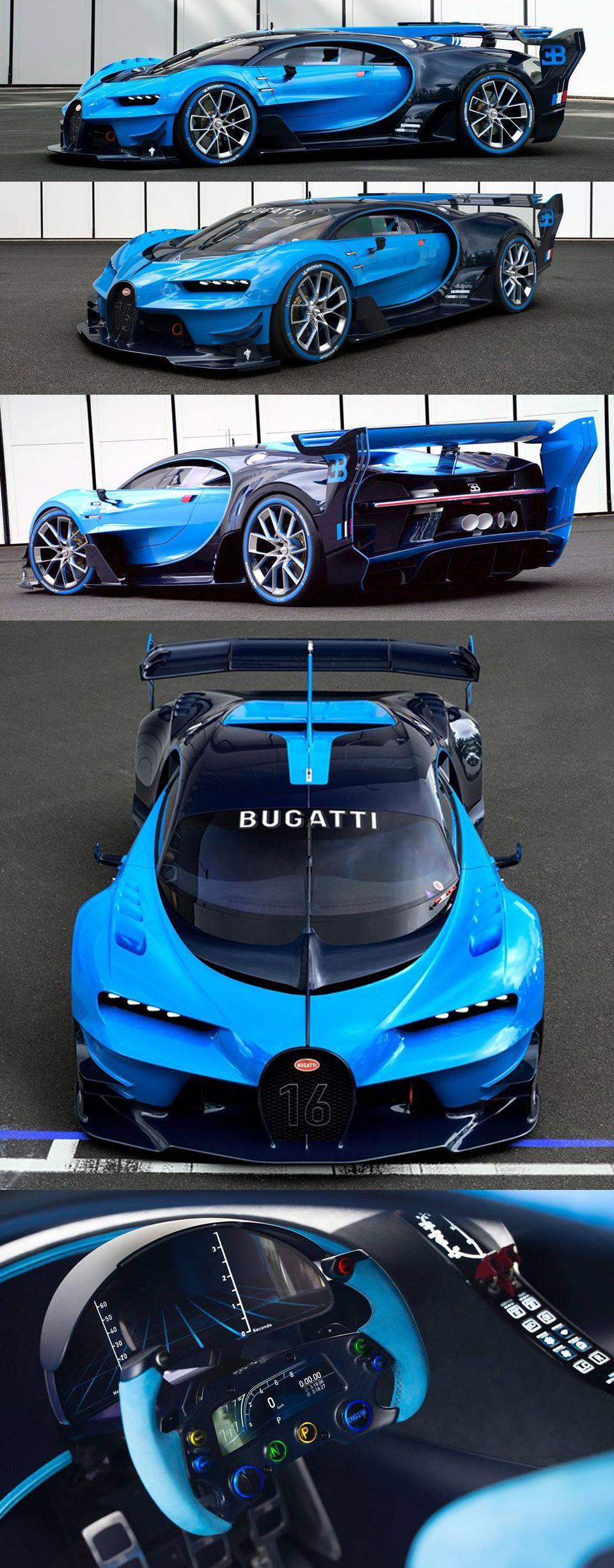 //Bugatti Vision Gran Turismo MI COCHE