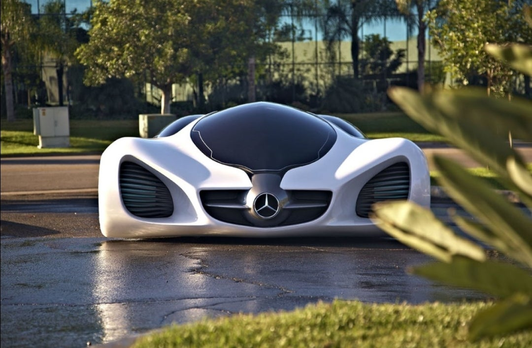 Mercedes Benz Biome