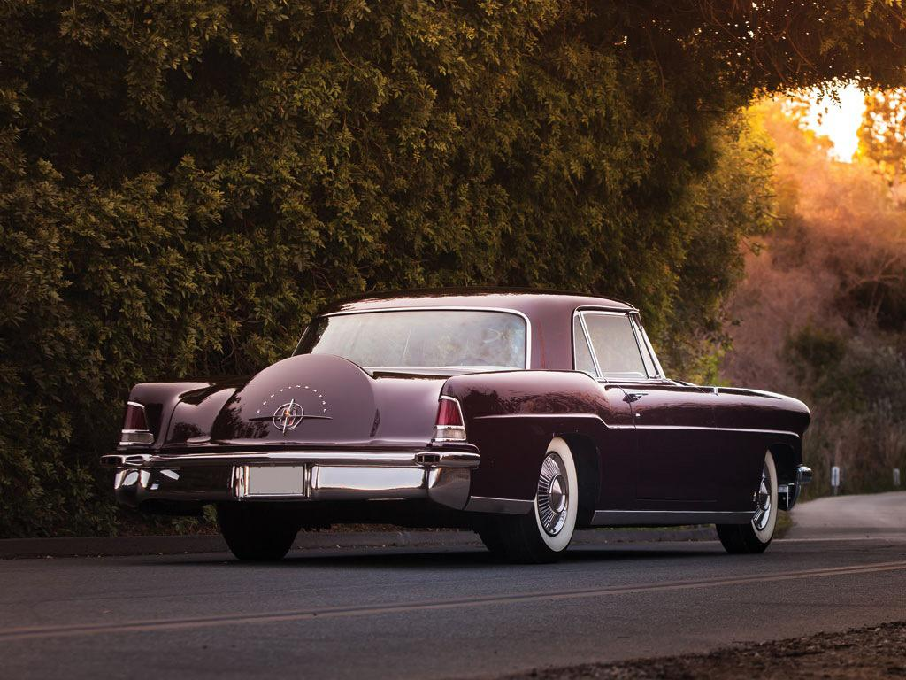 '57 Lincoln Continental Mark II