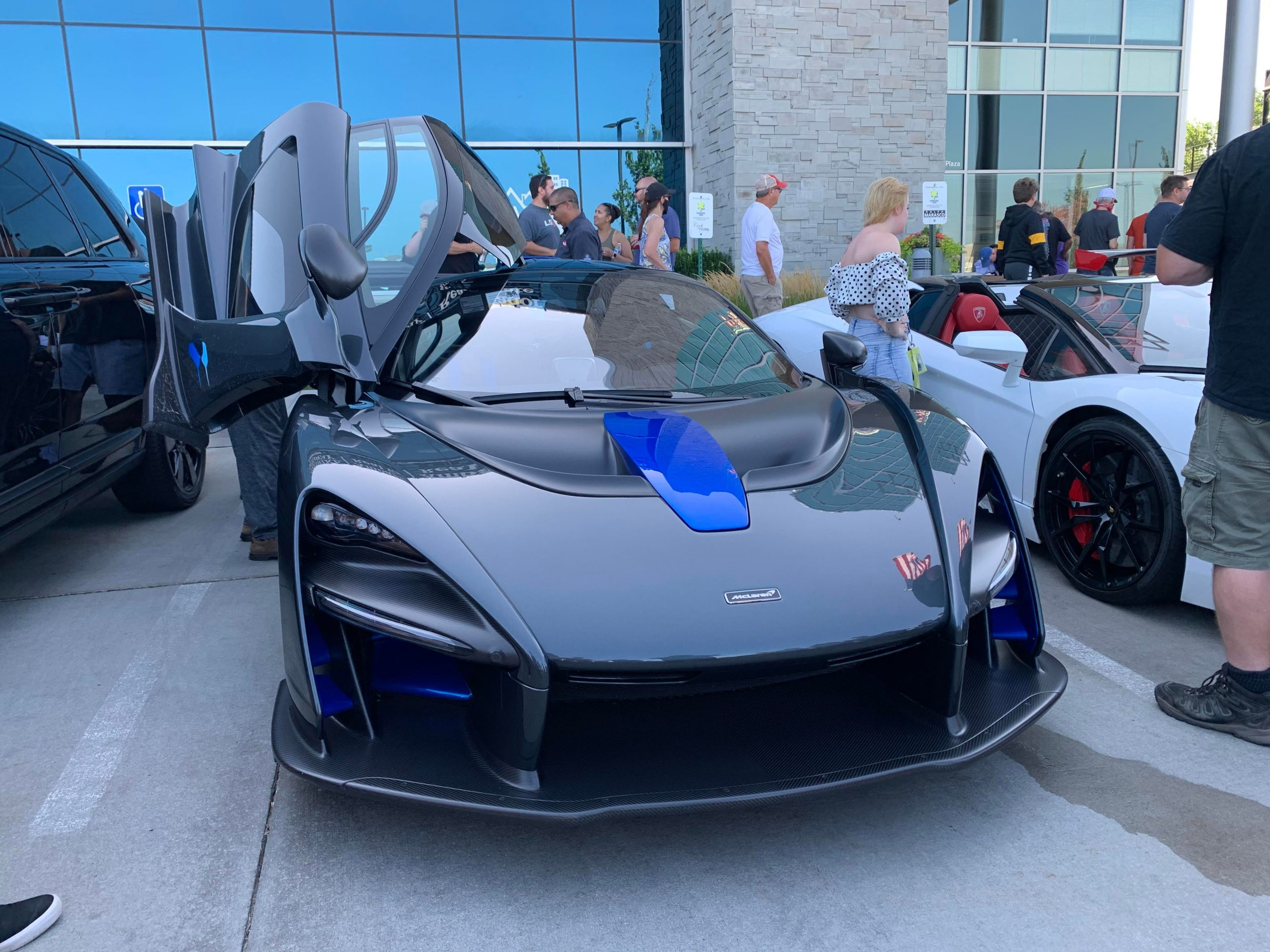 Saw this Mclaren Senna in Omaha Nebraska today
