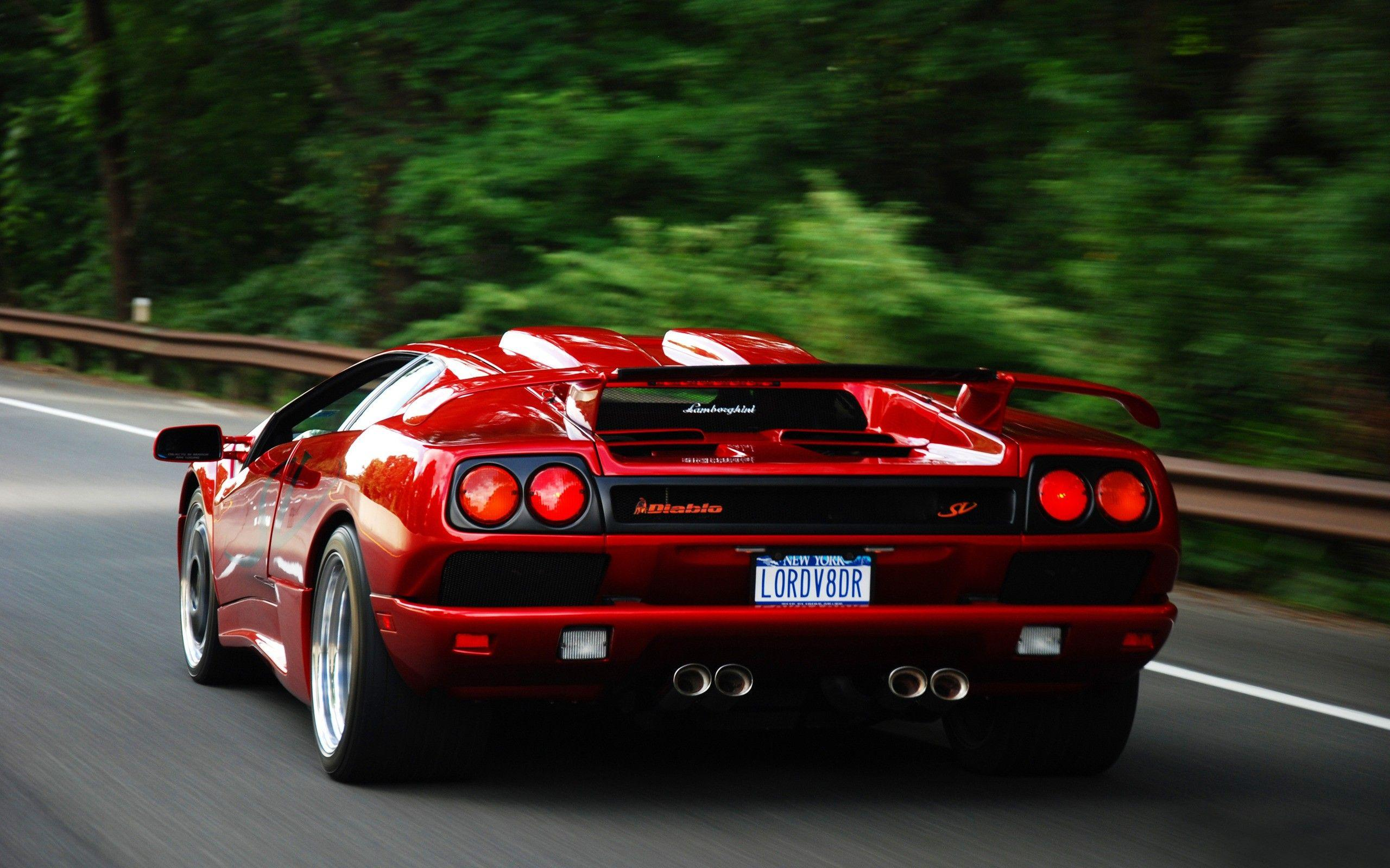 1994 Lamborghini Diablo SV