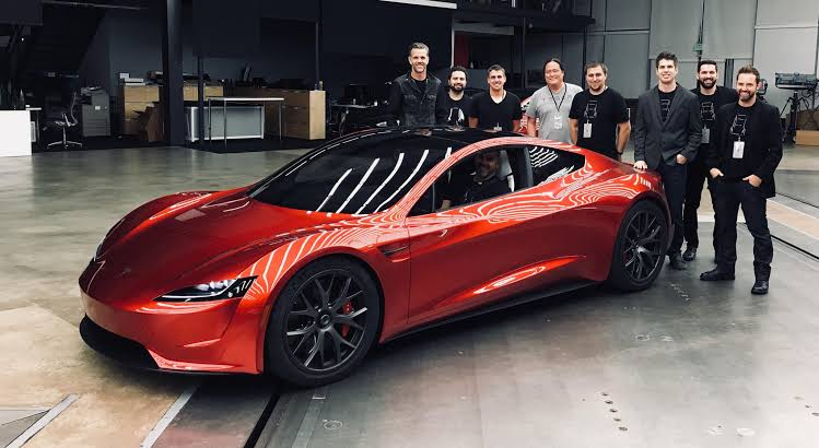2020 Tesla Roadster, 0-60mph 1.9, 0-100 4.2, 1/4mile 8.8, Top Speed 250+mph