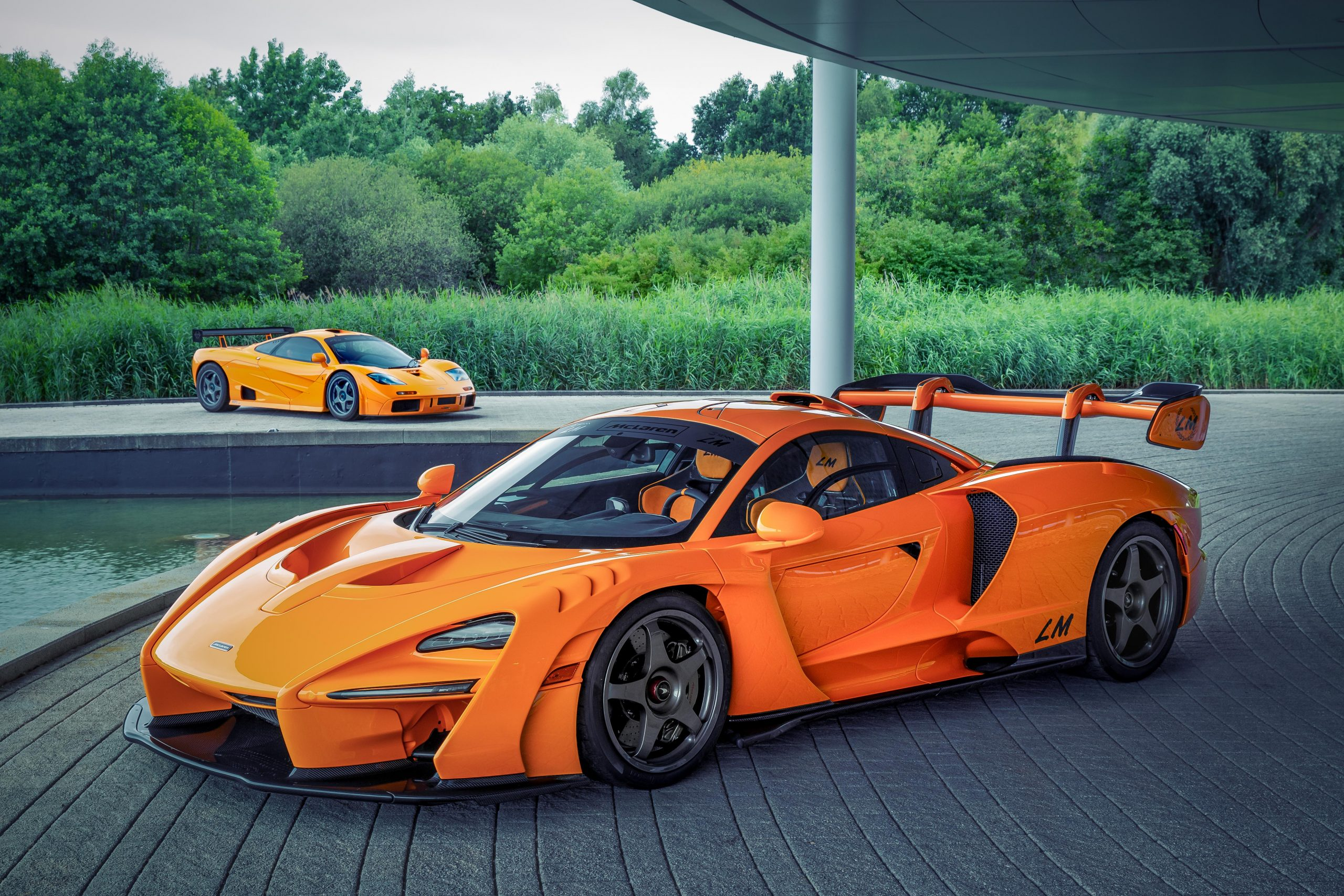 2020 McLaren Senna LM