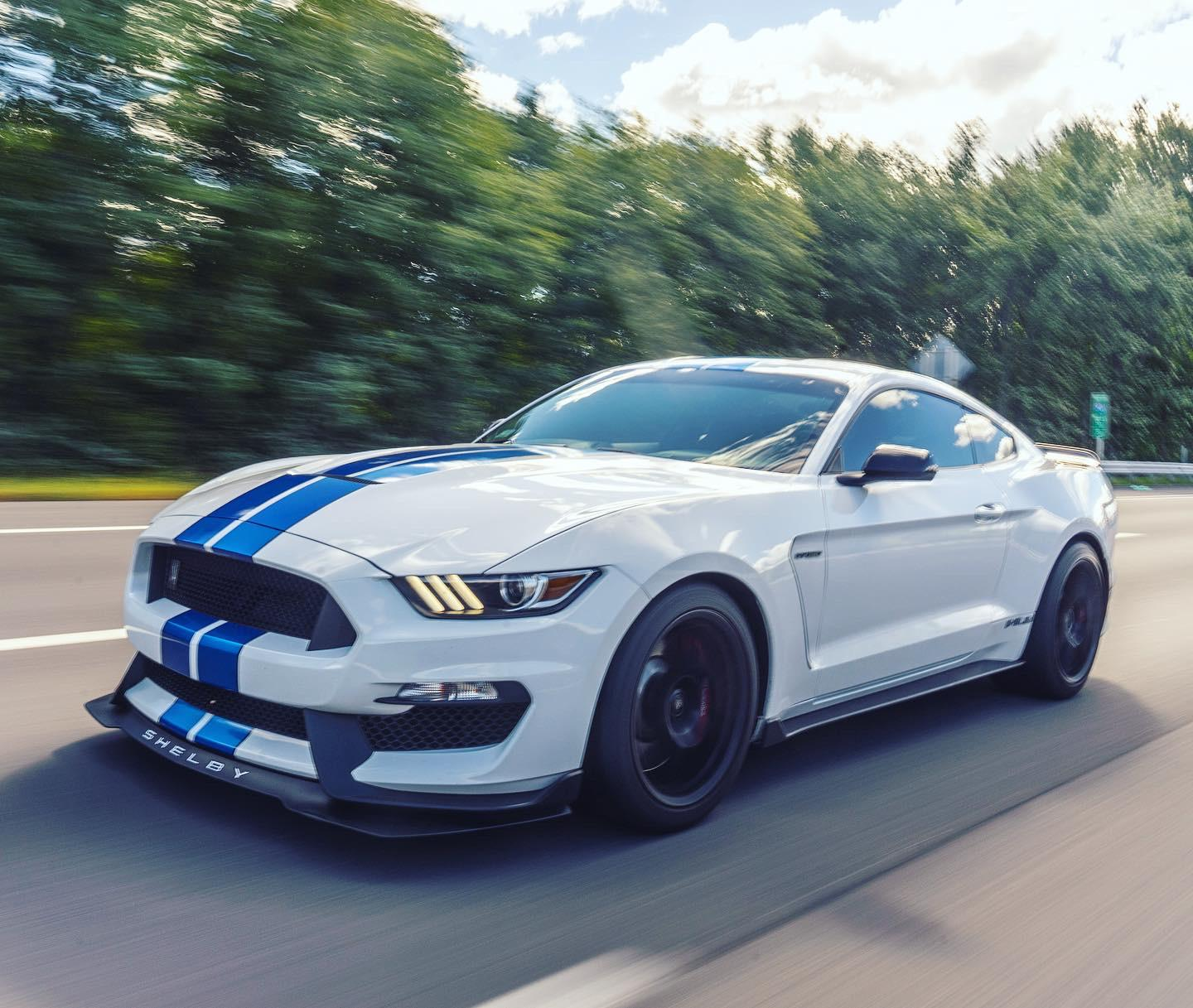 2018 GT350 Rolling shot from this summer [OS]
