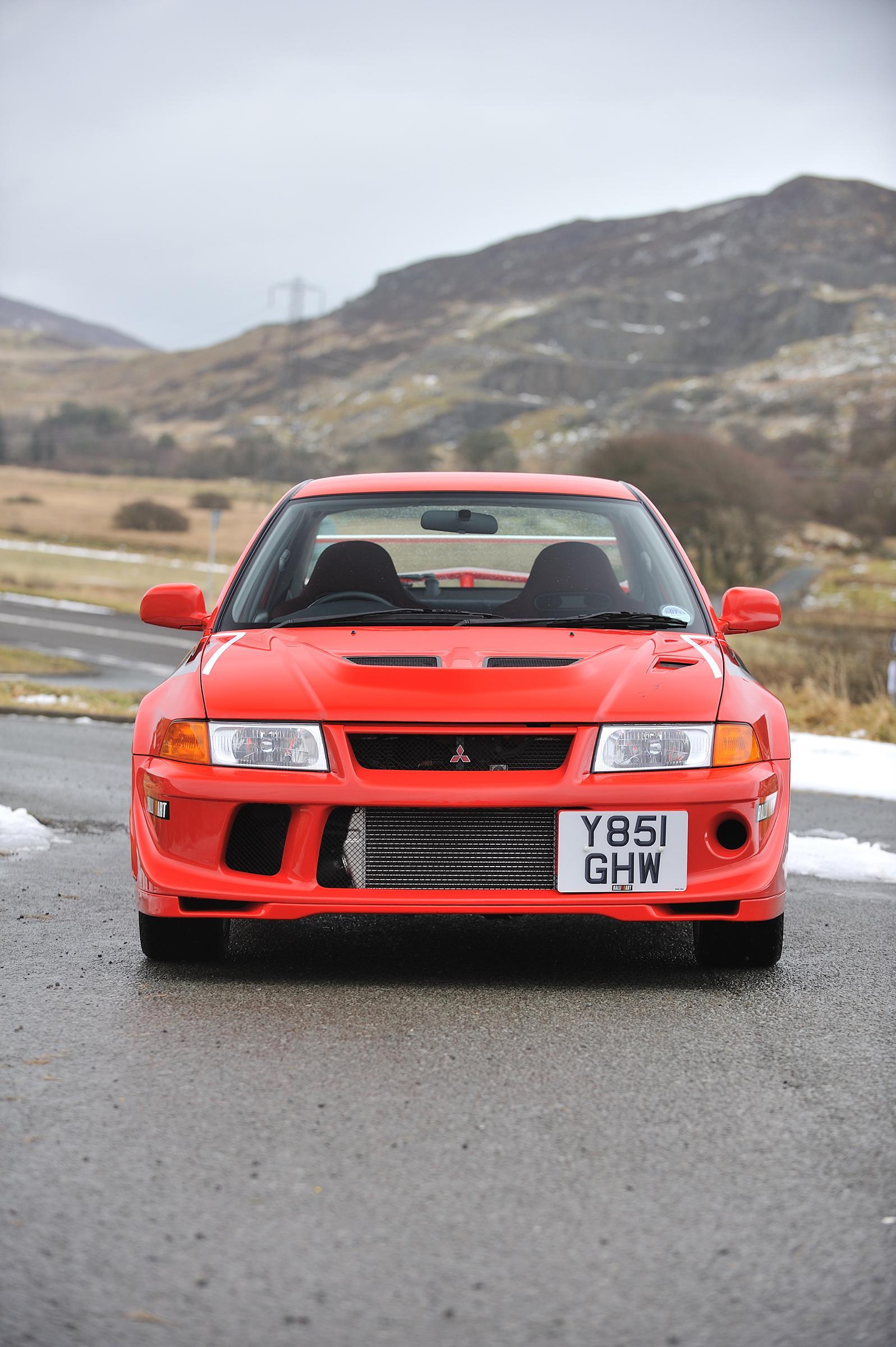 "2000 Mitsubishi Lancer Evolution VI ""Tommi Mäkinen Edition"""