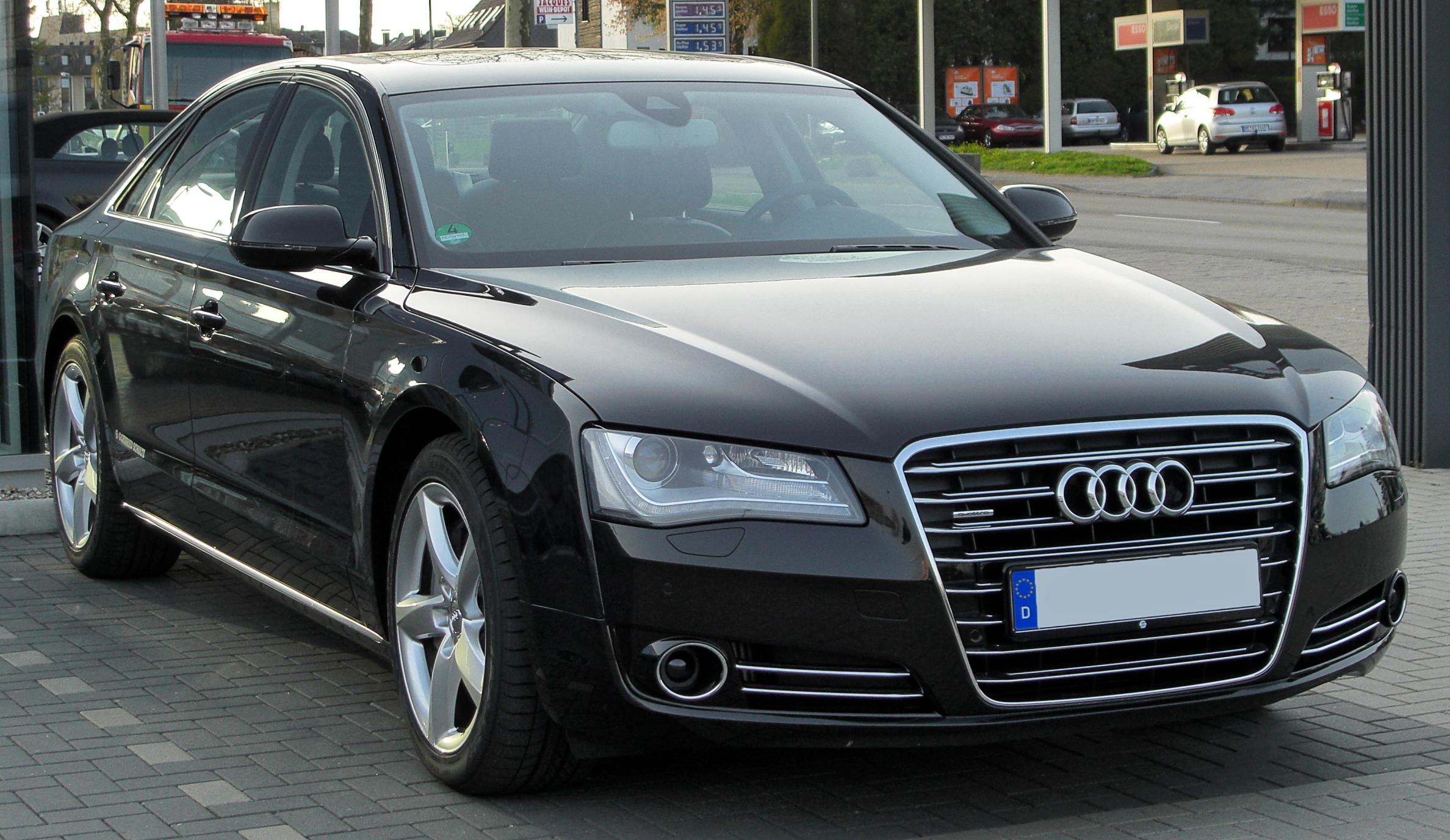 Audi a8 d