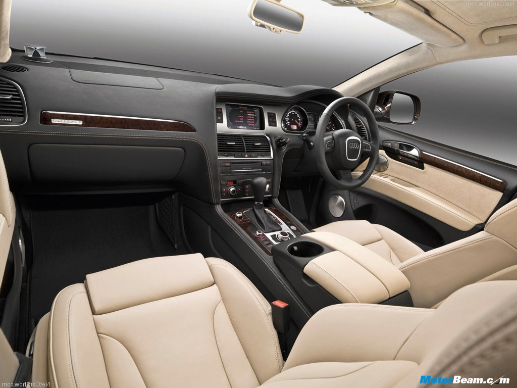 audi q7 interior parts photolexnet