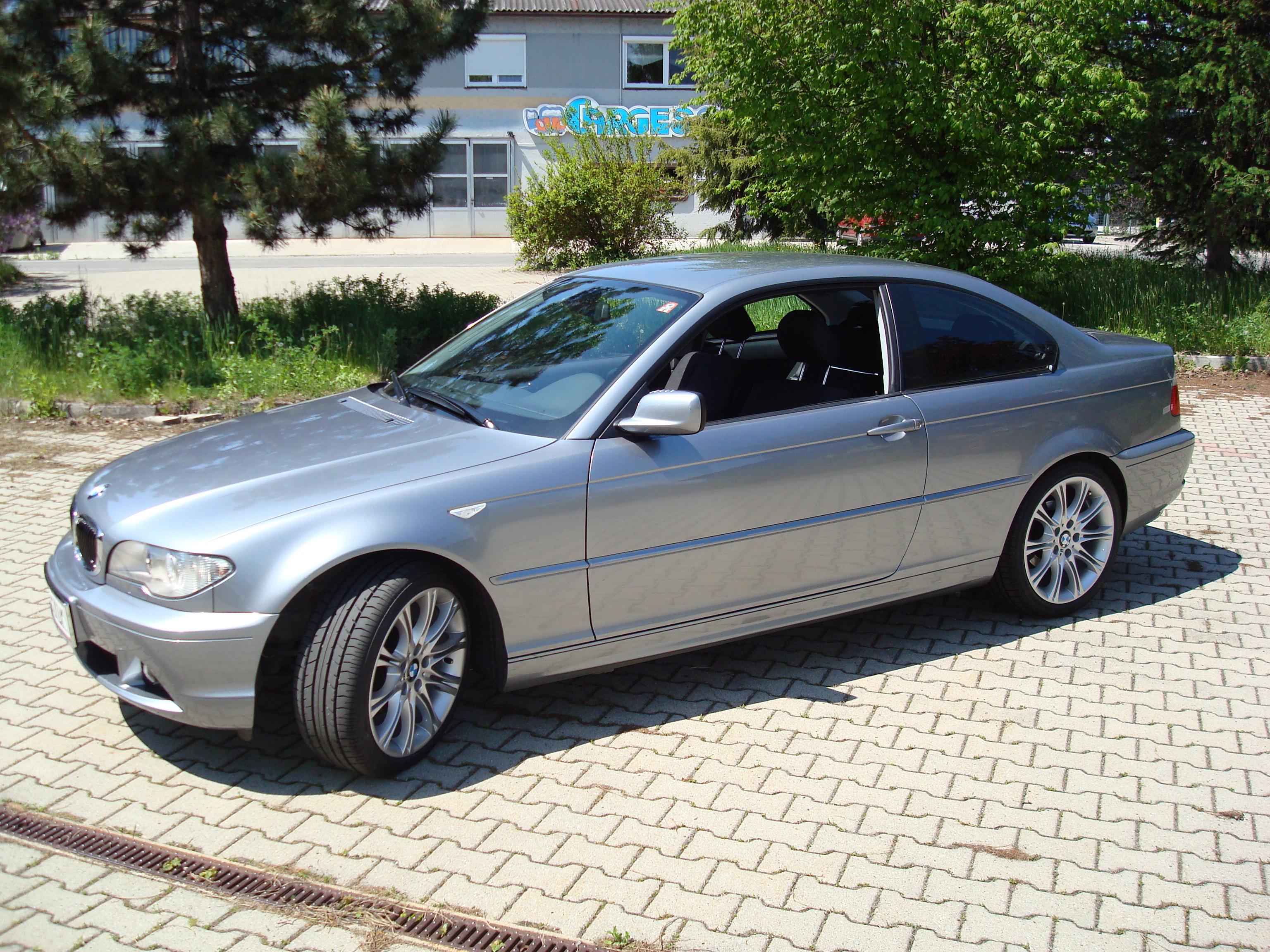 BMW 318Ci 2.0 (E46)