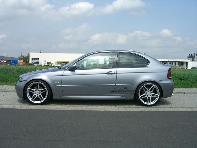 BMW 325ti compact (E46)