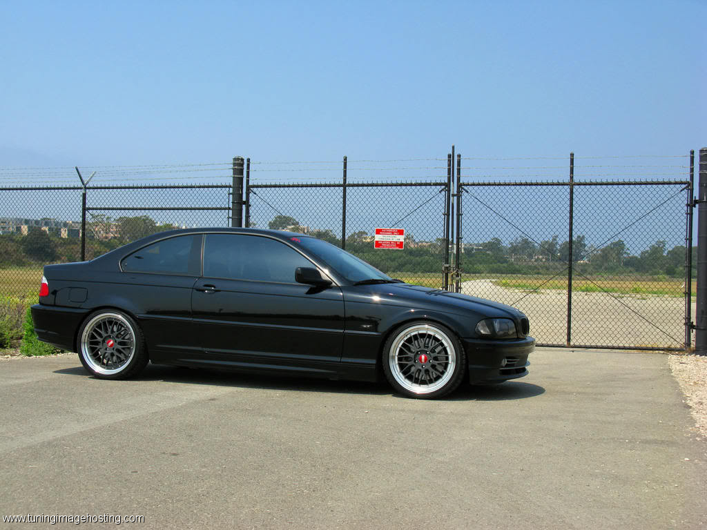 BMW 330Ci Convertible (E46)
