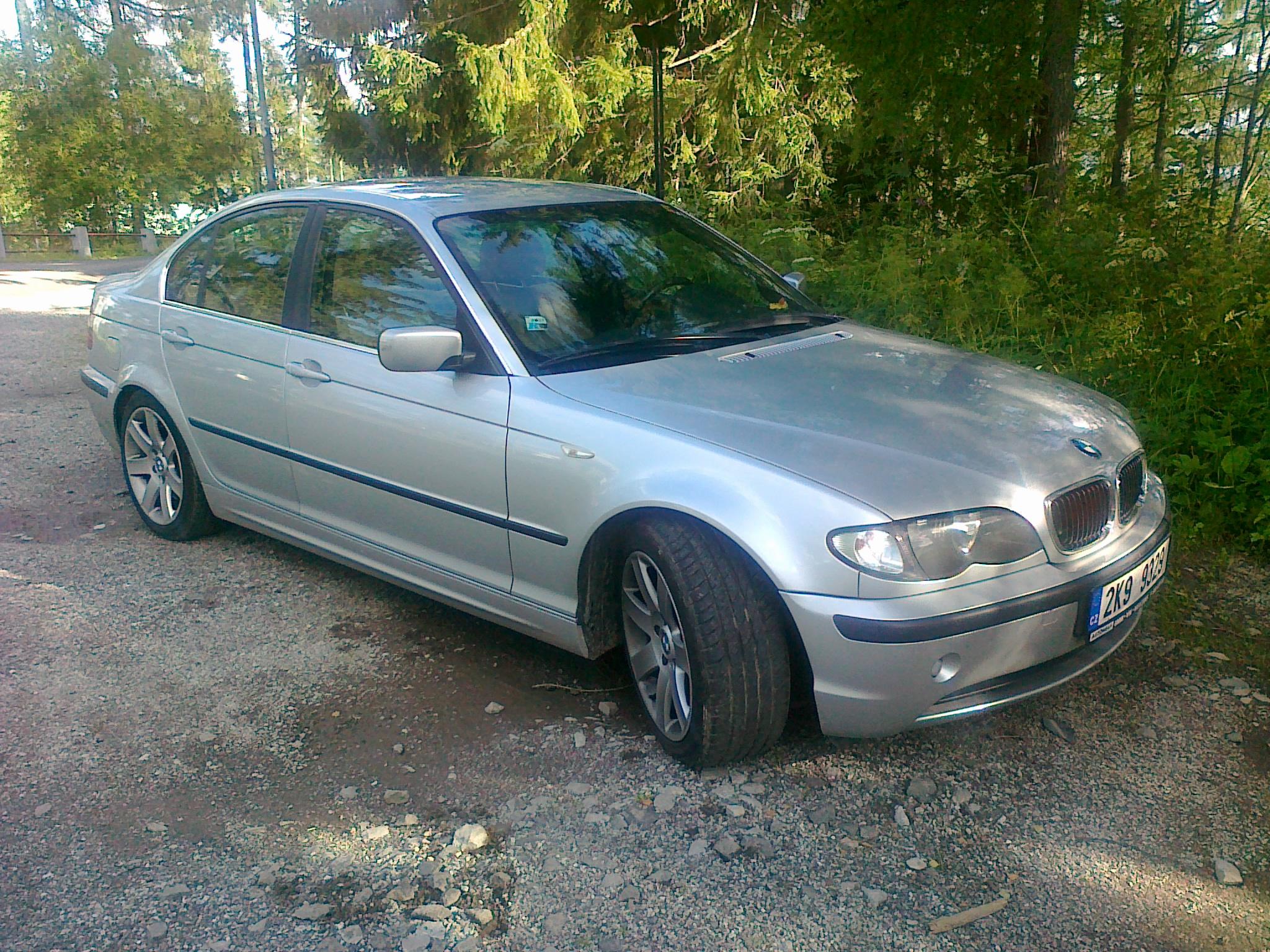 BMW 330d (E46)