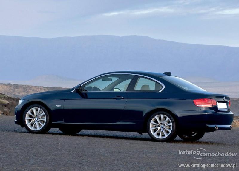 BMW 330xd Coupe (E92)
