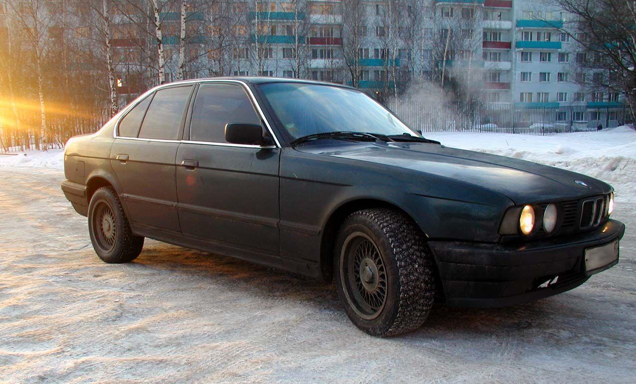 BMW 520i 2.0 (E34)