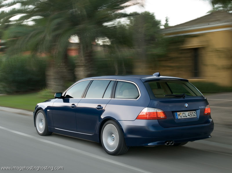 BMW 525i XDrive Touring (E60)
