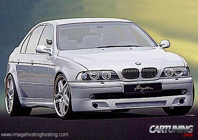 BMW 535i (245hp) (E39)