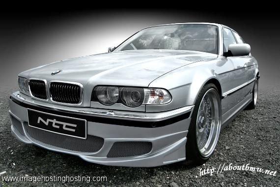 BMW 730iL (213hp) (E38)