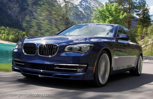 BMW 735i (238hp) (E38)