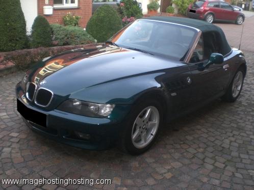 BMW Z3 1.8 roadster (118hp) (E36)