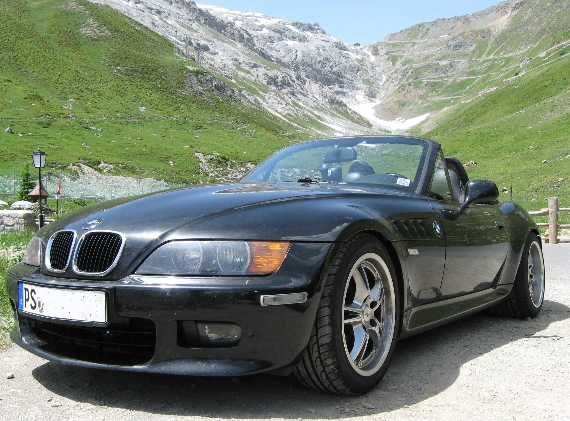 BMW Z3 2.2 roadster (E36)