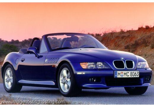 BMW Z3 3.0 roadster (E36)