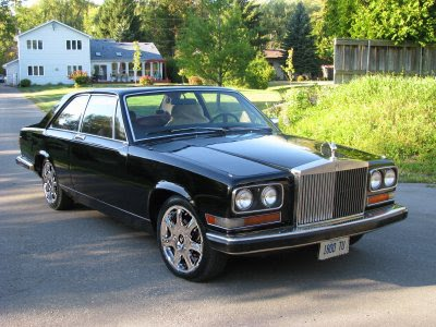 Bentley Camargue