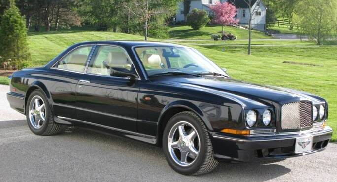 Bentley Continental Turbo