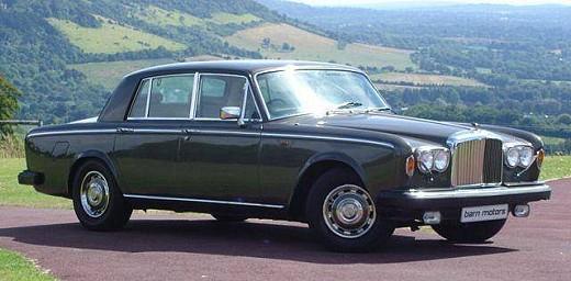 Bentley Serie T