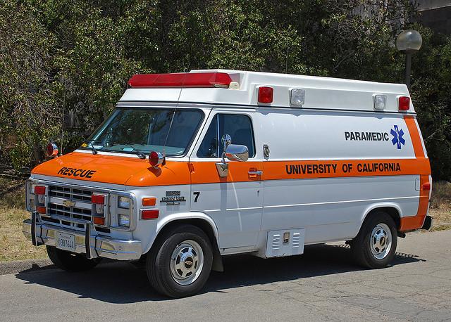 Chevrolet ambulans