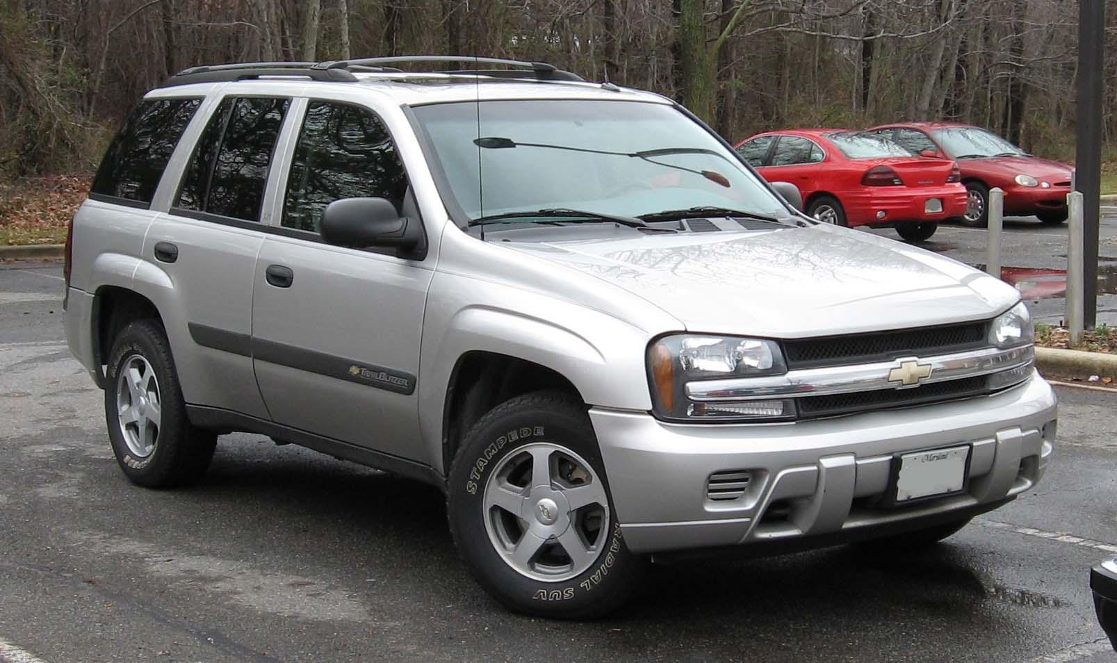 Chevrolet blazer trail