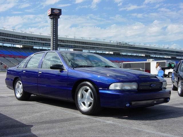 Chevrolet caprice model