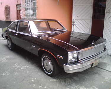Chevrolet concours