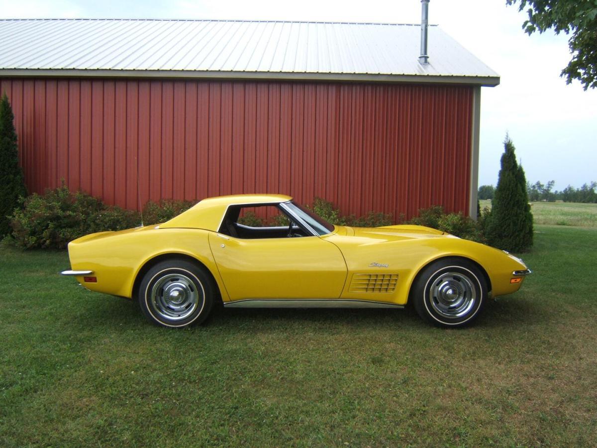 Chevrolet corvette lt1