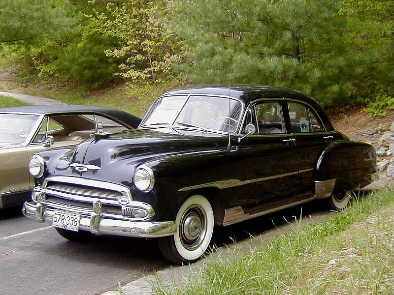Chevrolet deluxe styleline