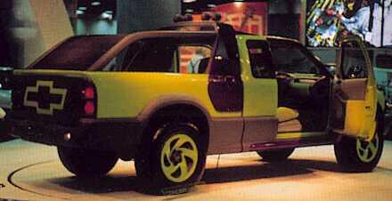 Chevrolet highlander