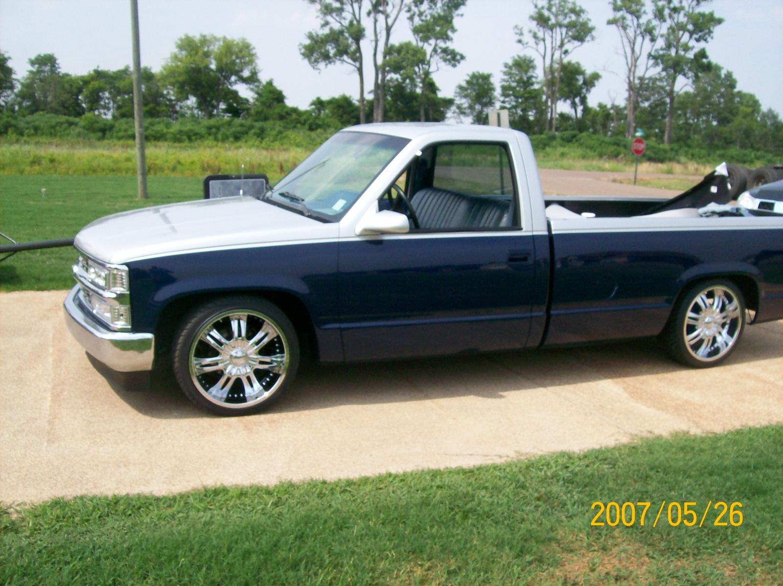 Chevrolet k-1500